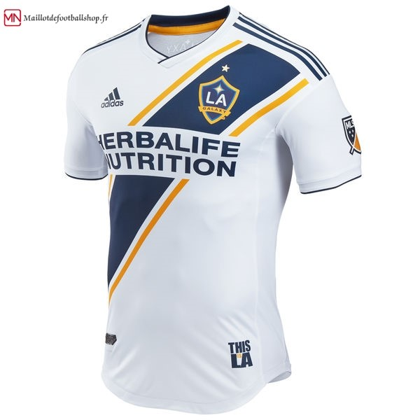 Maillot Football Los Angeles Galaxy Domicile 2017/2018 Blanc