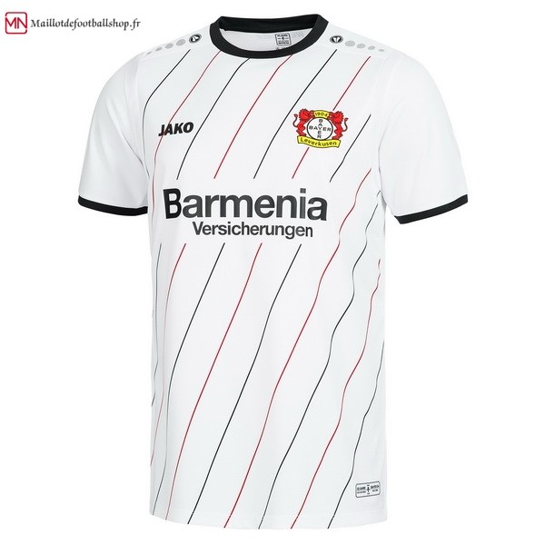 Maillot Football Leverkusen JAKO 30th UEFA CUP 2018/2019 Blanc