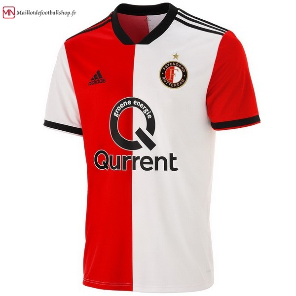 Maillot Football Feyenoord Rotterdam Domicile 2018/2019 Rouge