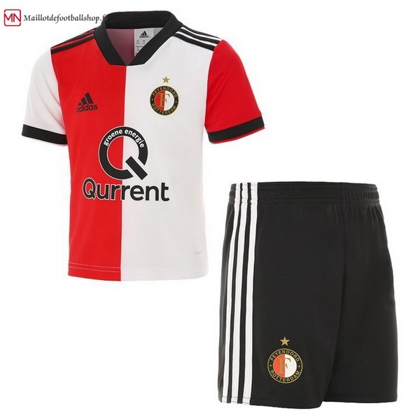 Maillot Football Feyenoord Rotterdam Domicile Enfant 2018/2019 Rouge