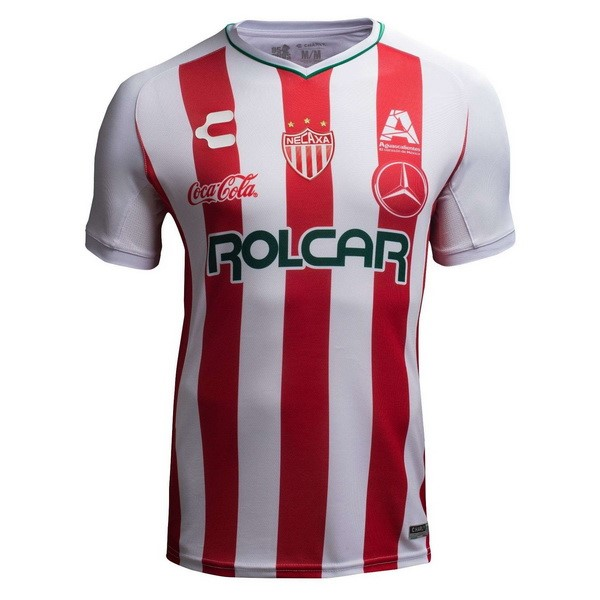 Maillot Football Club Necaxa Domicile 2018/2019 Rouge