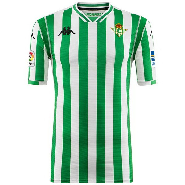 Maillot Football Real Betis Domicile 2018/2019 Vert
