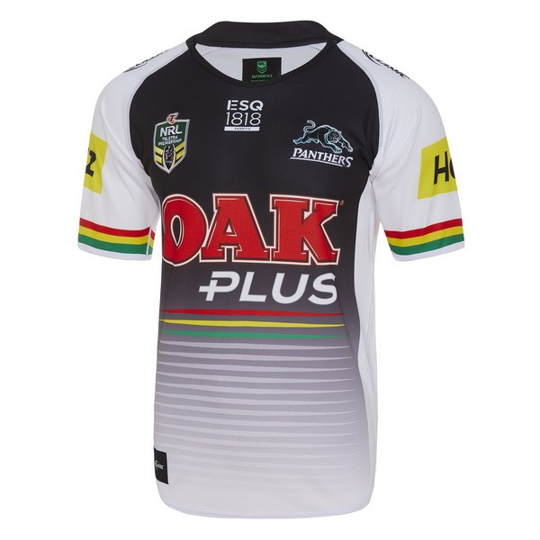 Maillot Rugby Penrith Panthers Exterieur 2018 Blanc