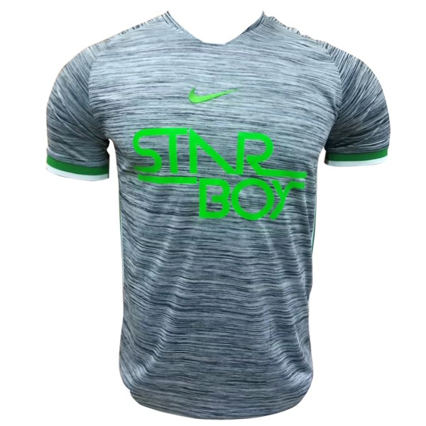 Maillot Football Entrainement Nigeria 2018 Gris
