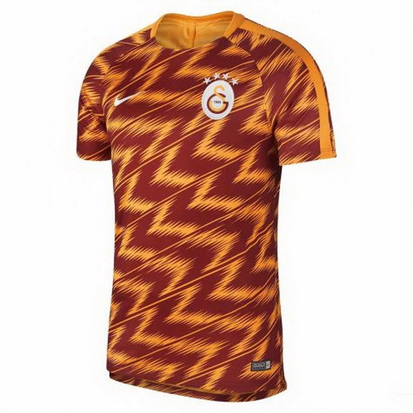 Maillot Football Galatasaray SK Pre Match 2018/2019 Orange