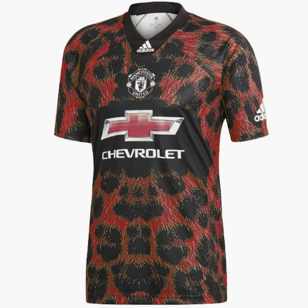 EA Sport Maillot Football Manchester United 2018/2019 Rouge