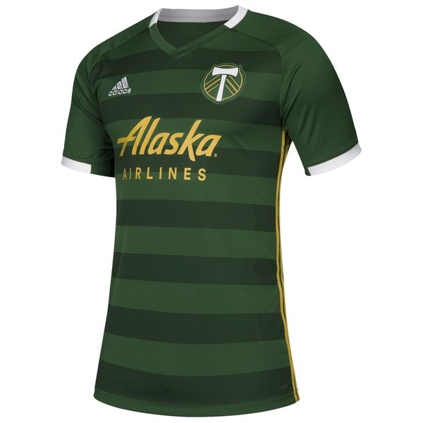 Maillot Football Portland Timbers Domicile 2019 2020 Vert