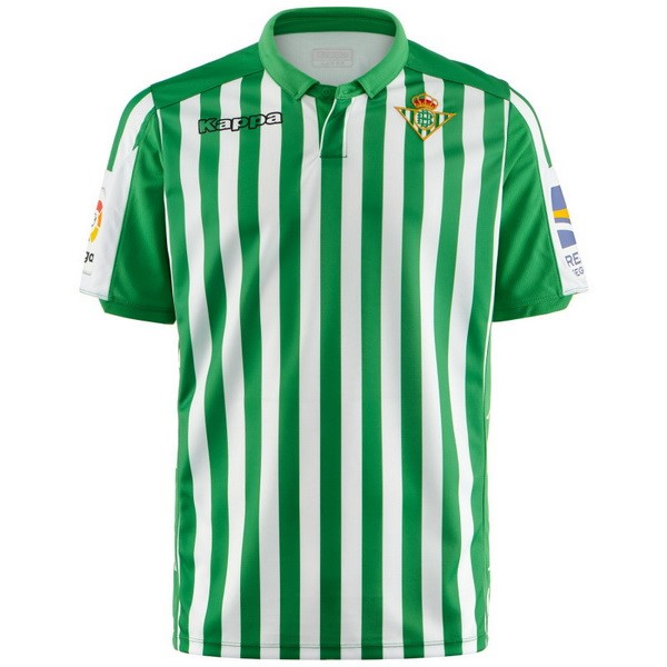 Maillot Football Real Betis Domicile 2019/2020 Vert