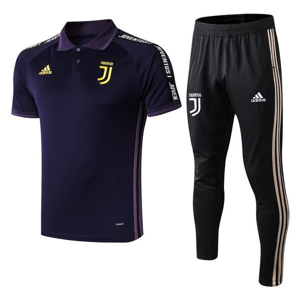 Polo Football Ensemble Complet Juventus 2018/2019 Purpura