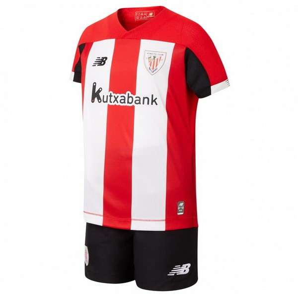 Maillot Football Athletic Bilbao Domicile Enfant 2019/2020 Rouge
