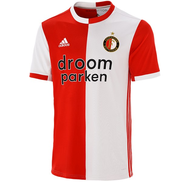 Maillot Football Feyenoord Rotterdam Domicile 2019/2020 Rouge