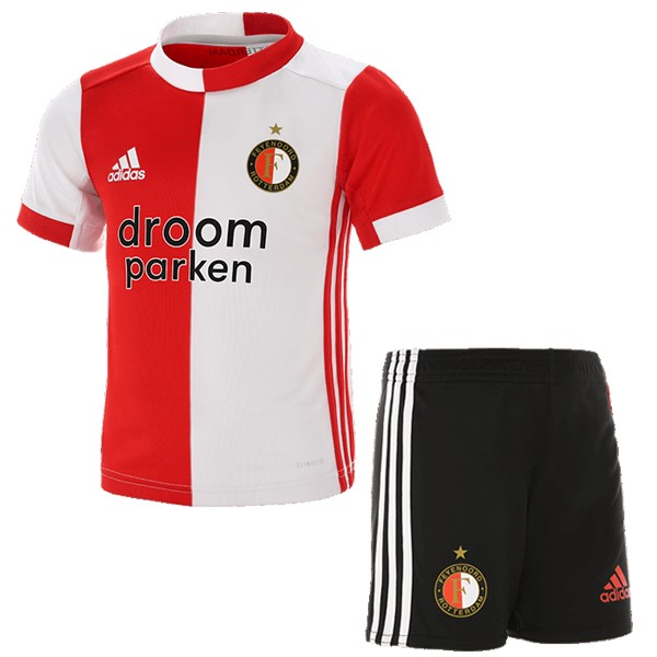 Maillot Football Feyenoord Rotterdam Domicile Enfant 2019/2020 Rouge