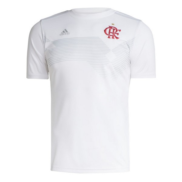 Maillot Football Flamengo 70th Blanc
