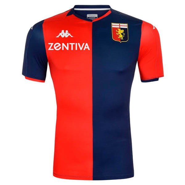 Maillot Football Genoa Domicile 2019/2020 Rouge