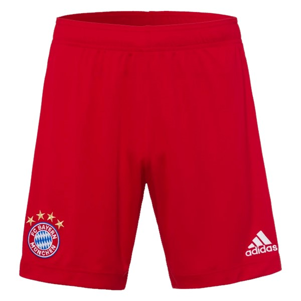Pantalon Football Bayern Munich Domicile 2020/2021 Rouge