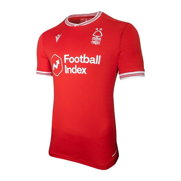 Thailande Maillot Football Nottingham Forest Domicile 2020/2021 Rouge