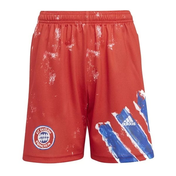 Pantalon Football Bayern Munich Human Race 2020/2021 Rouge