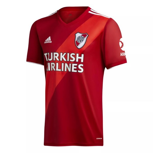 Thailande Maillot Football River Plate Exterieur 2020/2021 Rouge