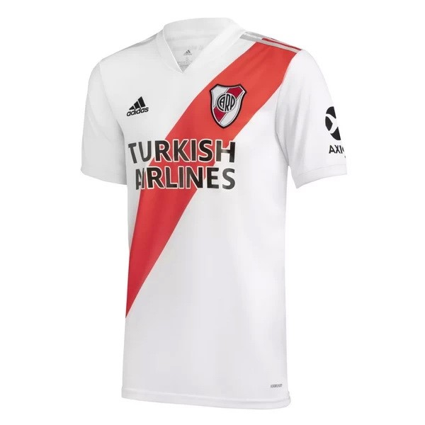 Maillot Football River Plate Domicile 2020/2021 Blanc
