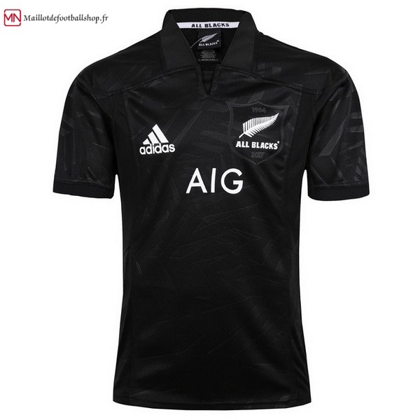 Maillot Rugby All Blacks 2017/2018 Noir
