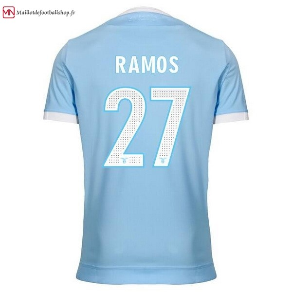 Maillot Football Lazio Domicile Ramos 2017/2018