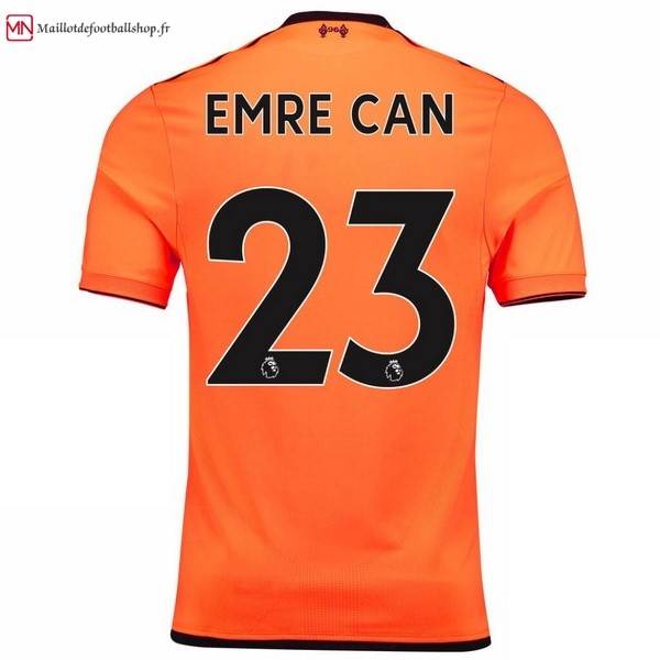 Maillot Football Liverpool Third Emre Can 2017/2018