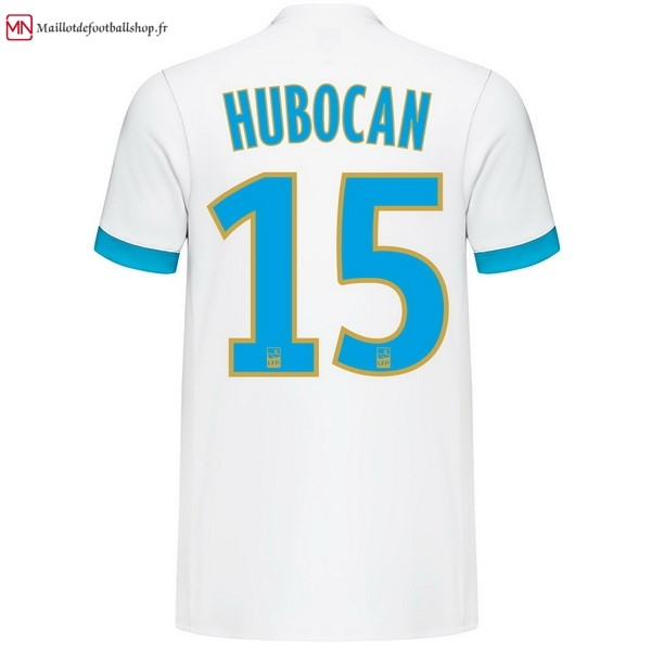 Maillot Football Marseille Domicile Hubocan 2017/2018