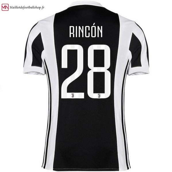Maillot Football Juventus Domicile Rincon 2017/2018