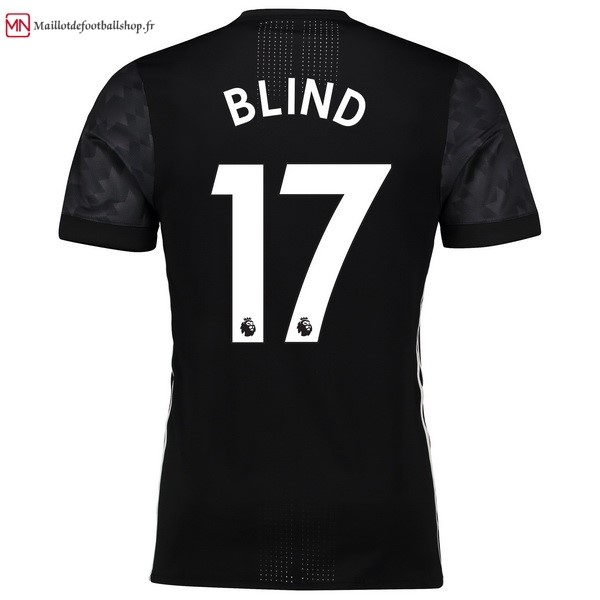 Maillot Football Manchester United Exterieur Blind 2017/2018