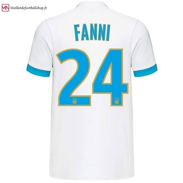 Maillot Football Marseille Domicile Fanni 2017/2018