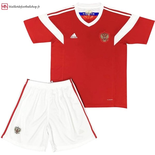 Maillot Football Russie Enfant Domicile 2018