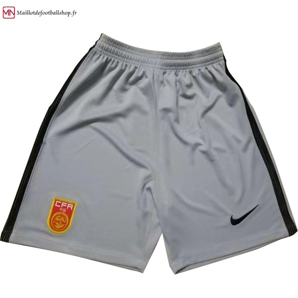Pantalon Football Chine Gardien 2017 Gris