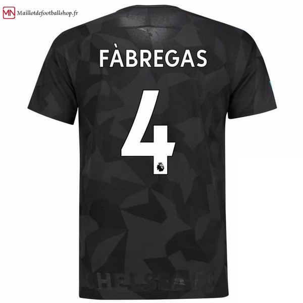 Maillot Football Chelsea Third Fabregas 2017/2018