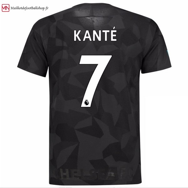 Maillot Football Chelsea Third Kante 2017/2018