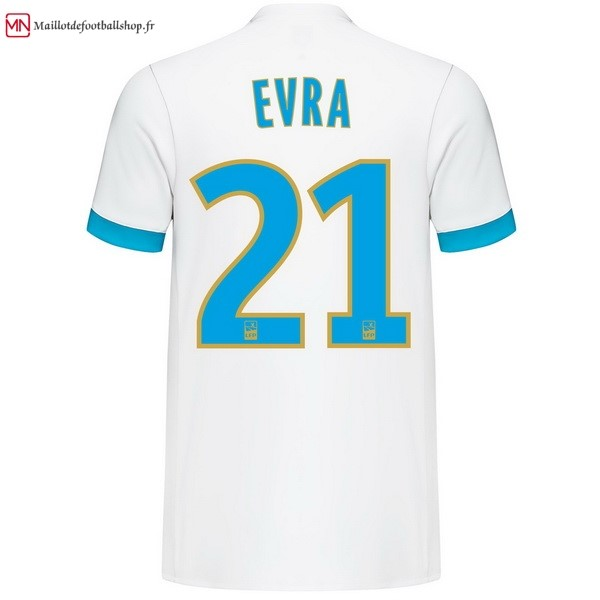 Maillot Football Marseille Domicile Evra 2017/2018