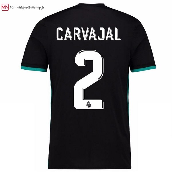 Maillot Football Real Madrid Exterieur Carvajal 2017/2018
