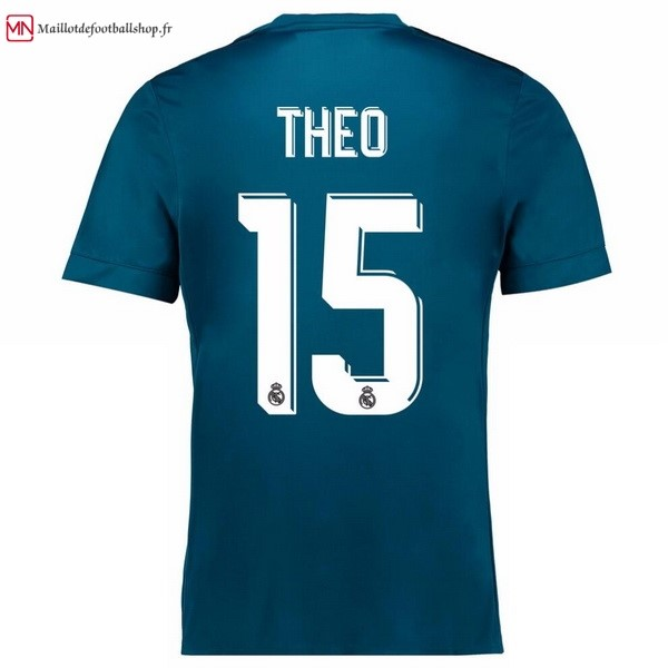 Maillot Football Real Madrid Third Theo 2017/2018