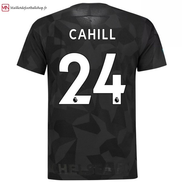 Maillot Football Chelsea Third Cahill 2017/2018