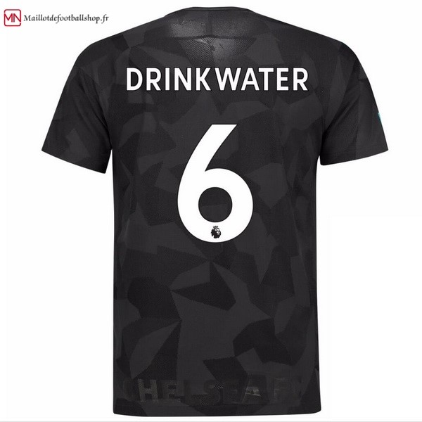 Maillot Football Chelsea Third Drinkwater 2017/2018