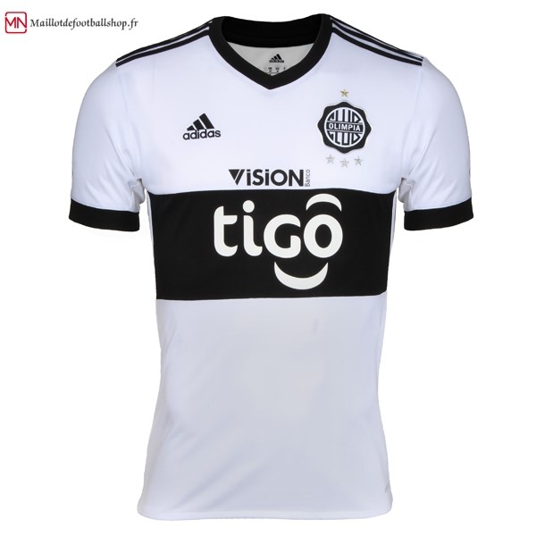 Maillot Football Club Olimpia Domicile 2017/2018