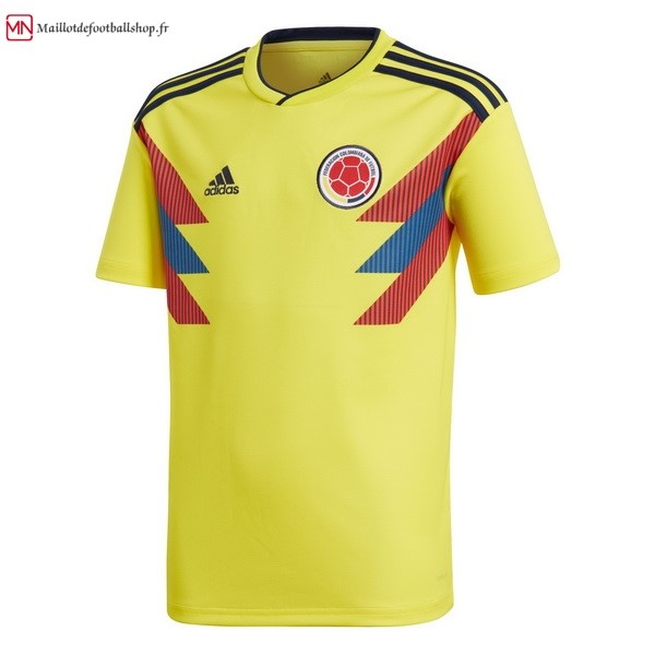 Maillot Football Columbia Domicile 2018