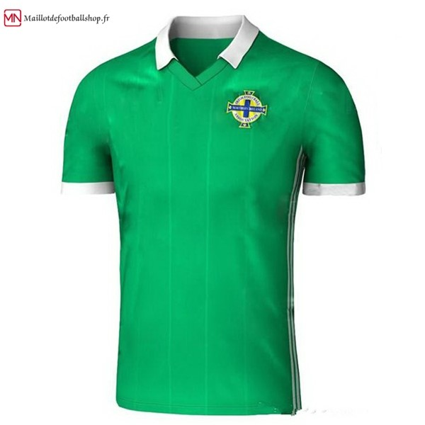 Maillot Football Irlande Del Norte Domicile 2018