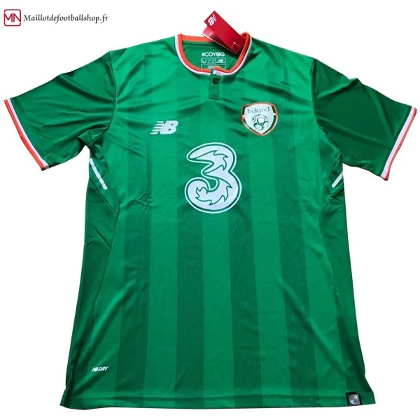 Maillot Football Irlande Domicile 2018