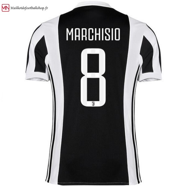 Maillot Football Juventus Domicile MarchIsco 2017/2018