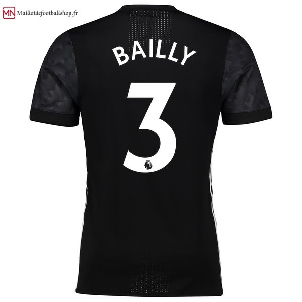 Maillot Football Manchester United Exterieur Bailly 2017/2018