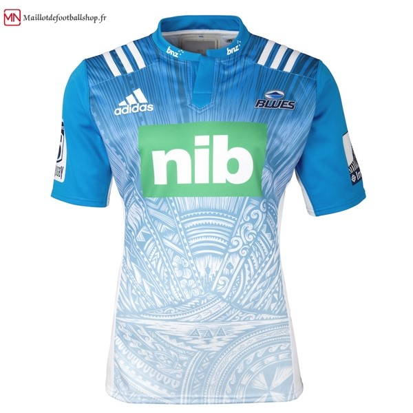 Maillot Rugby Blues Exterieur 2016